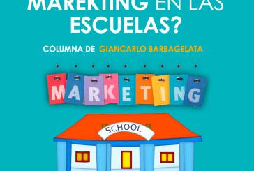 ¿Se debería enseñar marketing en las escuelas?