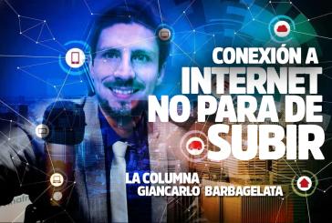 Conexión a internet crecería entre un 22% y un 40% por cuarentena de Coronavirus.